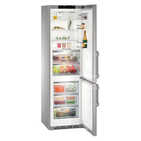 Liebherr CBNPes4858 Fridge Freezer Freestanding NoFrost A+++ 344 litre