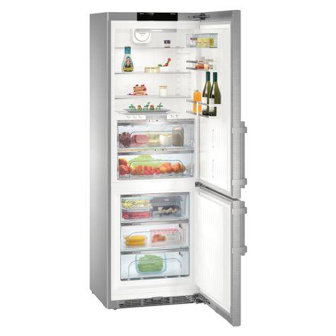 Liebherr CBNPes5758 Fridge Freezer Freestanding Premium BioFresh A+++