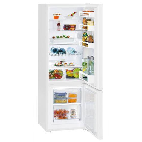 Liebherr CU2831 Fridge Freezer Freestanding SmartFrost 265 litre White