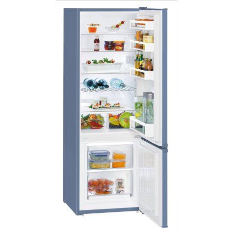 Liebherr CUfb2831 Fridge Freezer Freestanding 265 litre A++ FrozenBlue