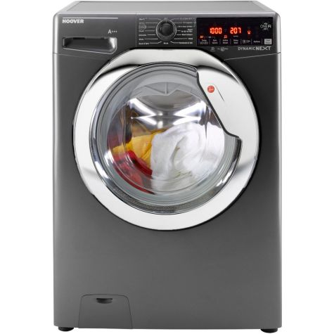 Hoover DWOAD610AHC8G Washing Machine Freestanding 1600rpm 10kg A+++ Graphite
