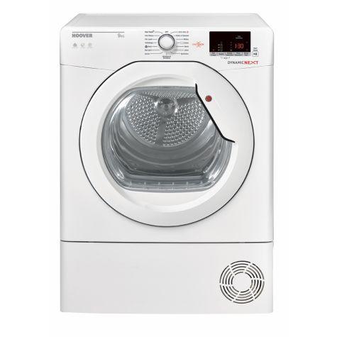 Hoover Dynamic Next DXC9DG Tumble Dryer Condenser 9kg B Energy White
