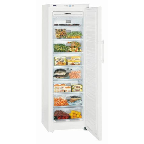 Liebherr GNP3013 Freezer Comfort Freestanding A++ Energy NoFrost White