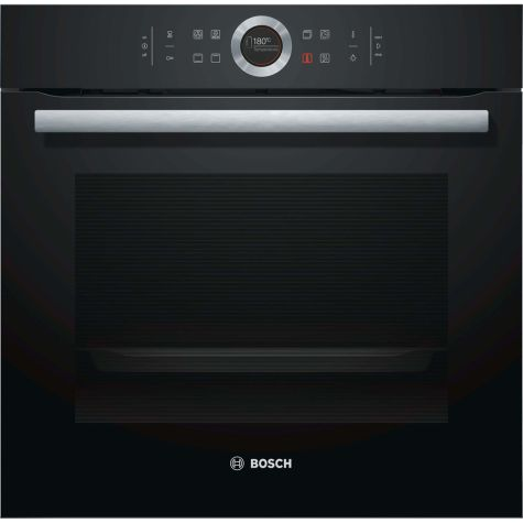 Bosch Serie 8 HBG634BB1B Built In Oven Electric 71 litre A+ Energy