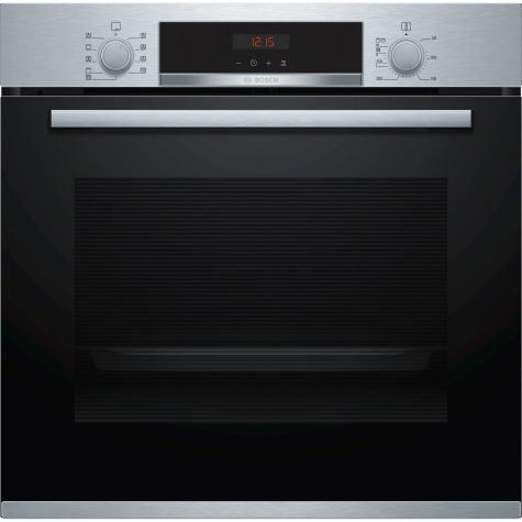 Bosch Series 4 HBS573BS0B Built-In Oven Pyrolytic 71L Stainless Steel