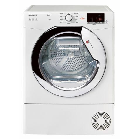 Hoover HLC9DCE Tumble Dryer Condenser Sensor Freestanding 9kg White