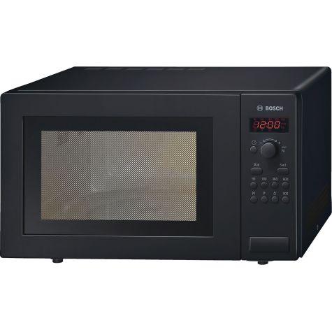 Bosch Series 2 HMT84M461B Black Freestanding Microwave 900W 25 litre