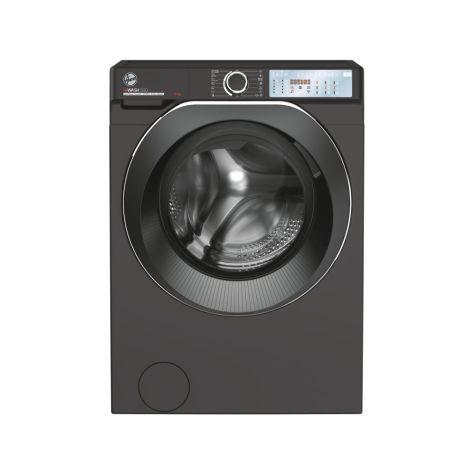 Hoover HWB69AMBCR Washing Machine Freestanding 1600rpm 9kg Anthracite+Black Door