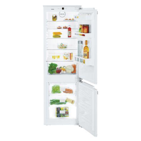 Liebherr ICUN3324 Fridge Freezer Built-in NoFrost Door-on-Door A++