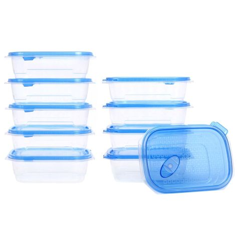 MyChoice Snap-On Lid Fresh Food Storage Container 10 Sets