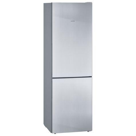 Siemens iQ300 KG36VVI32G Fridge Freezer Freestanding 307 litre Inox