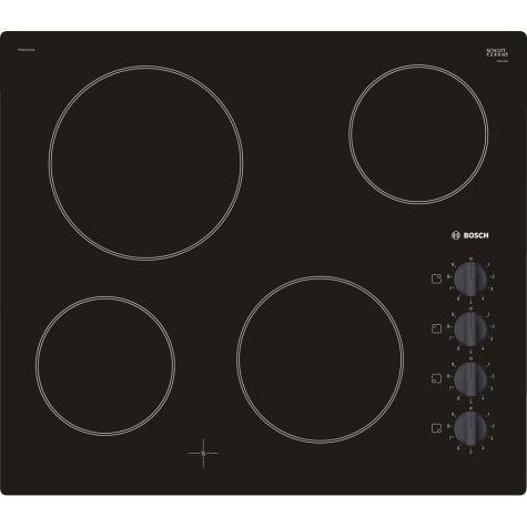 Bosch Serie 2 PKE611CA1E Electric Hob 4 Cooking Zones 60cm Frameless
