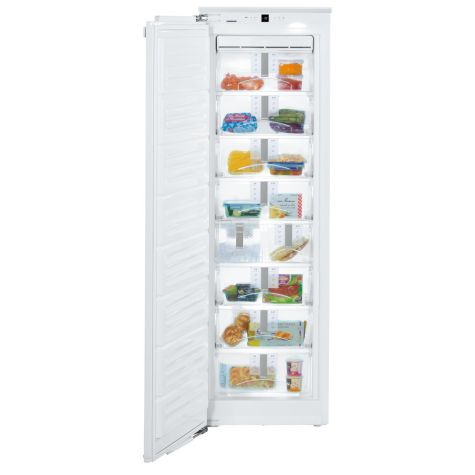 Liebherr SIGN3576 Freezer Integrated NoFrost 209 litre A++ Energy