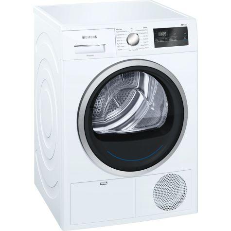 Siemens IQ-300 WT45N201GB Tumble Dryer Condenser 8 kg B White
