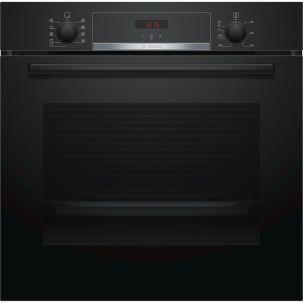 Bosch Serie 4 HBS534BB0B Built-In Oven Multi-Function 71 Litre Black