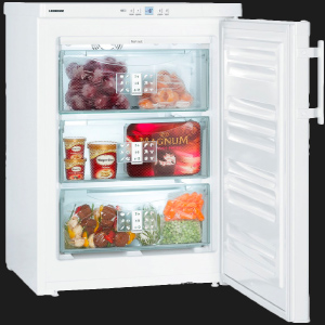 Liebherr GN 1066 Table Top Premium Freezer with NoFrost 91 litre A+