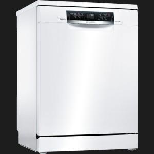 Bosch Serie 6 SMS67MW00G Freestanding Dishwasher