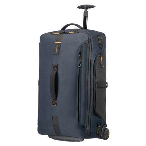 Samsonite Paradiver Light Duffle Bag with Wheels 67cm Jeans Blue