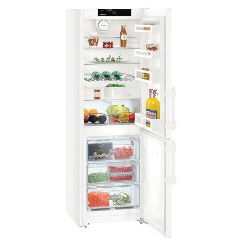 Liebherr CN3515 Fridge Freezer Freestanding NoFrost 308 litre White