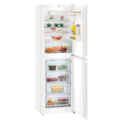 Liebherr CN4213 Fridge Freezer Freestanding NoFrost 294 Litre White