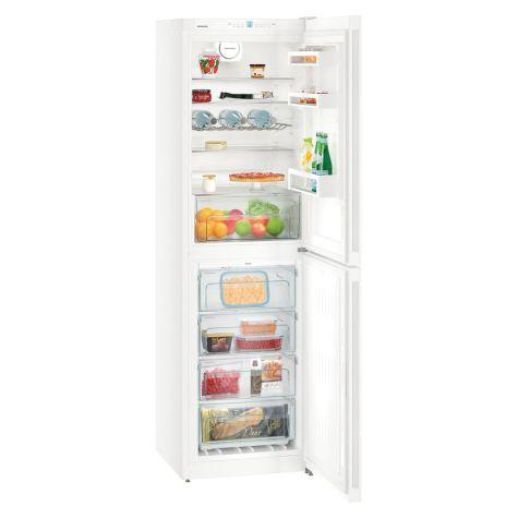 Liebherr CN4713 Fridge Freezer Freestanding NoFrost 304 Litre White