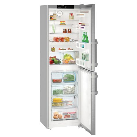Liebherr CNef3915 Comfort Fridge Freezer Freestanding NoFrost 340L