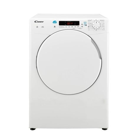 Candy CSV9DF Vented Tumble Dryer White Freestanding 9kg Delay Start