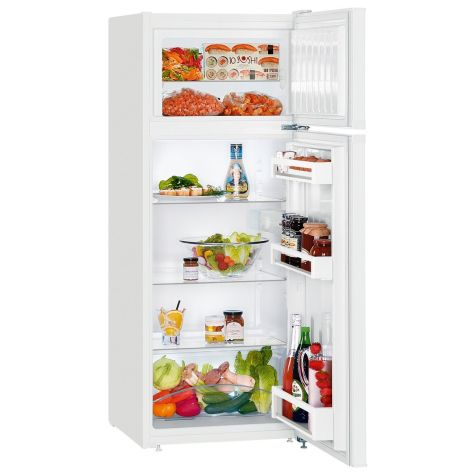Liebherr CT2531 Fridge Freezer Freestanding A++ Energy Rating White