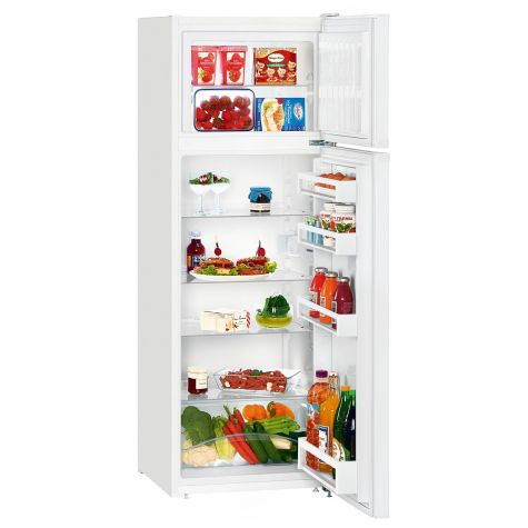 Liebherr CT2931 Fridge Freezer Freestanding A++ Energy 270 Litres 39dB