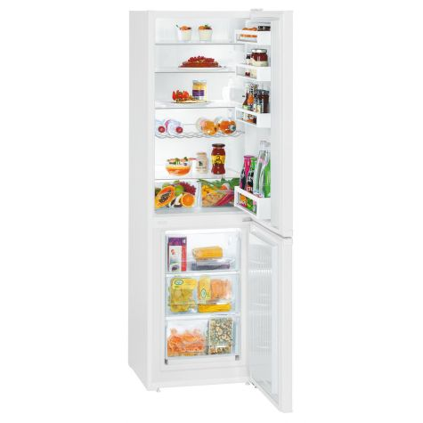 Liebherr CU3331 Fridge Freezer Freestanding 296 litre A++ White