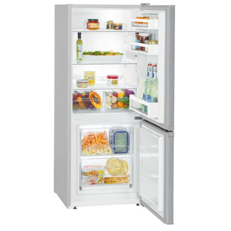 Liebherr CUel2331 Fridge Freezer Freestanding 209 litre A++ Silver