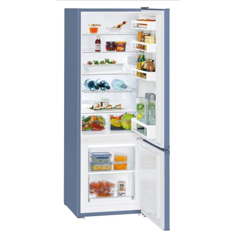 Liebherr CUfb2831 Fridge Freezer Freestanding 265 litre A++ FrozenBlue