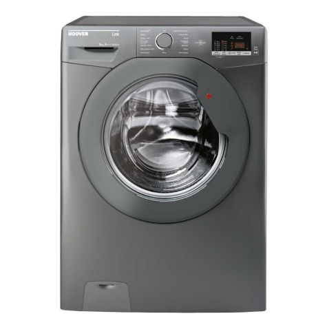 Hoover DHL1492DR3R Washing Machine Freestanding 1400rpm 9kg Graphite A+++