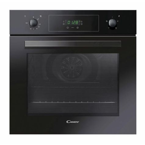 Candy FCP405N Built in Fan Oven Black 65L A Energy Rating 2 Shelves