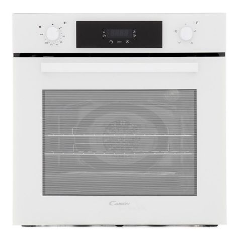 Candy FCP405W Built in Fan Oven White 65L A Energy Rating 2 Shelves