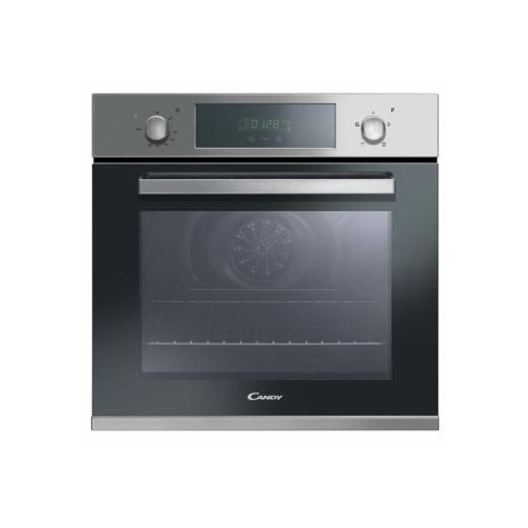 Candy FCP405X Built in Fan Oven Stainless Steel 65L A Energy Rating