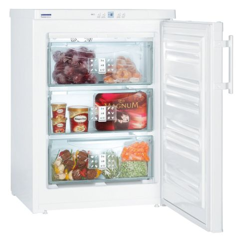 Liebherr GNP1066 Freezer Freestanding NoFrost 91 litre A++ White