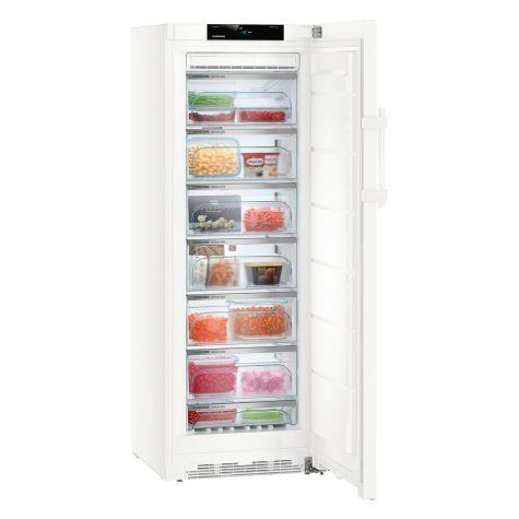 Liebherr GNP3755 Freezer Freestanding Premium NoFrost 230 litre White