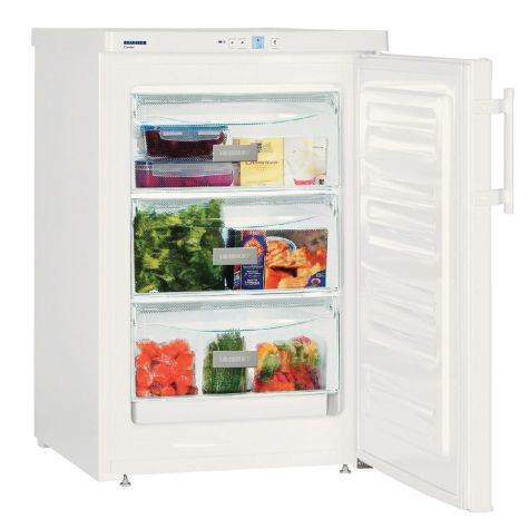 Liebherr GP1213 Freezer Table-Height Freestanding 98 litre A++ White