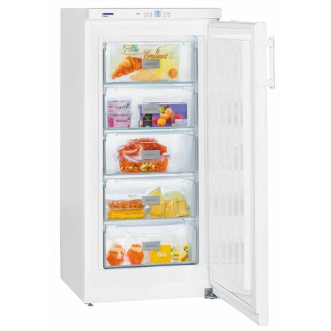 Liebherr GP2033 Comfort Freezer Freestanding A++ Energy Rating White