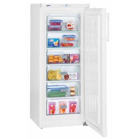 Liebherr GP2433 Freezer Comfort Freestanding A++ Energy Rating White