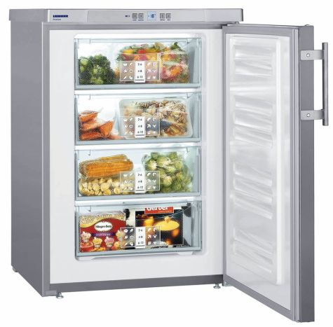 Liebherr GPESF1476 Premium Freezer SmartFrost 104 litres 4 Drawer