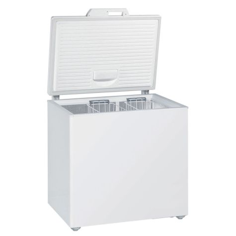Liebherr GT2632 Chest Freezer Comfort 252 litres Gross Capacity