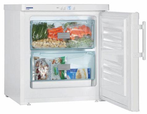 Liebherr GX823 Comfort Freezer SmartFrost 69 litres Capacity 2 Drawer