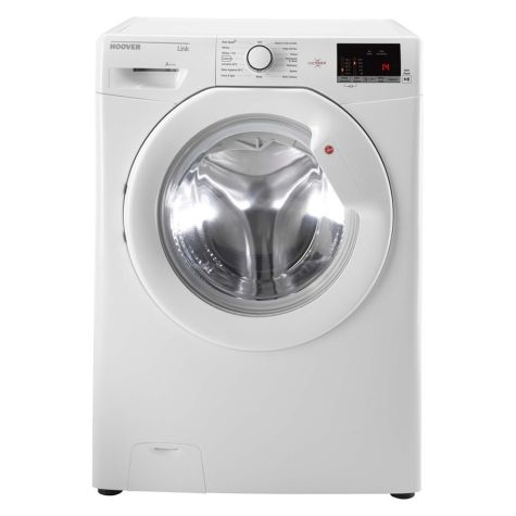 Hoover HL1692D3 Washing Machine Freestanding 9kg 1600rpm A+++ White