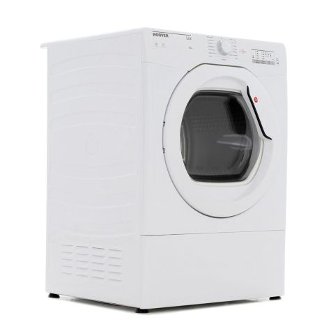 Hoover HLV8LG Tumble Dryer Vented Freestanding 8kg 67dB C Energy Rating