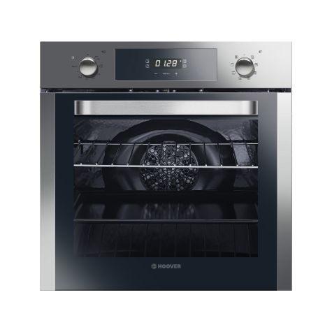 Hoover HOSM6581IN Built-In Oven Multifunctional 65L Stainless Steel