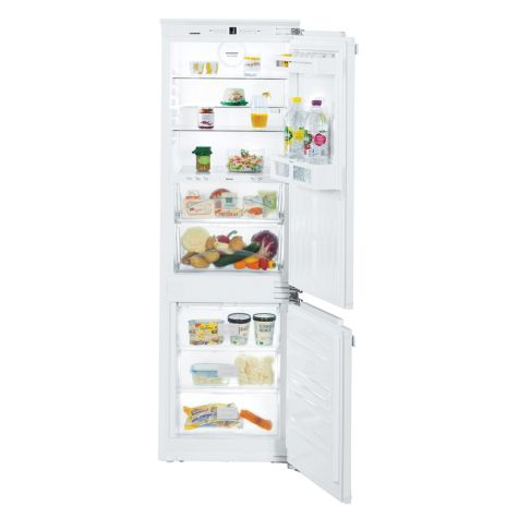 Liebherr ICBN3324 Fridge Freezer Built-in NoFrost 237 Litre A++ White