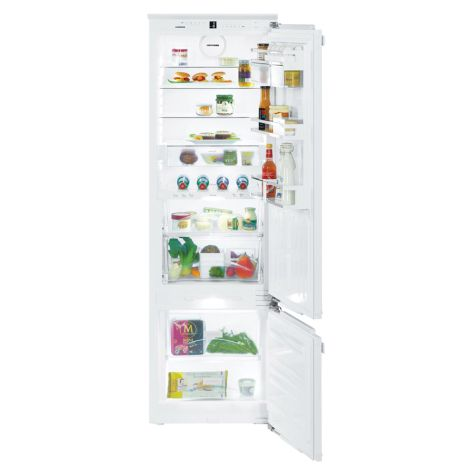 Liebherr ICBP3266 Fridge Freezer Built-in Premium 261 Litre A+++ White