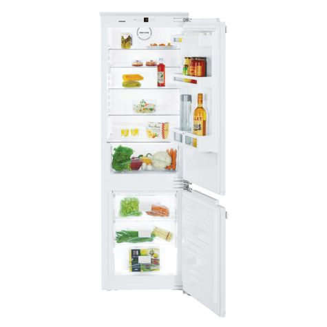 Liebherr ICUN3324 Fridge Freezer Built-in NoFrost Door-on-Door A++